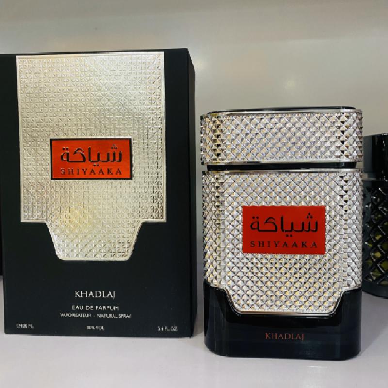 TINH DẦU NƯỚC HOA DUBAI SHIYAAKA 100ML