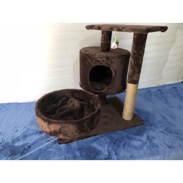 Nhà cây cho mèo -cat tree(6 màu sẵn)