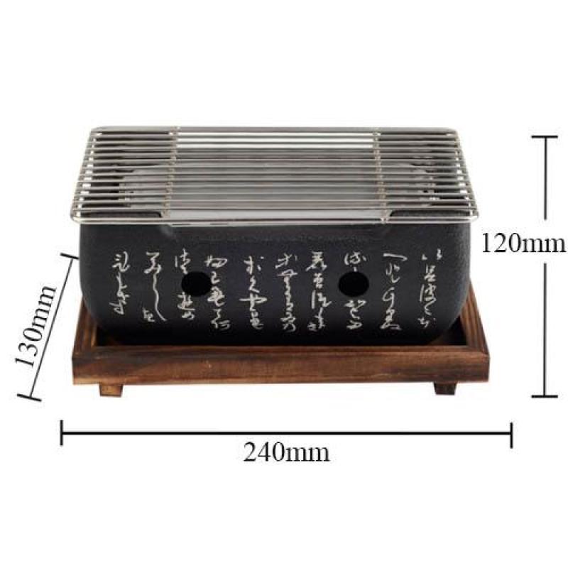 Bảng giá Lò nướng gang đúc của Nhật L240mm Điện máy Pico