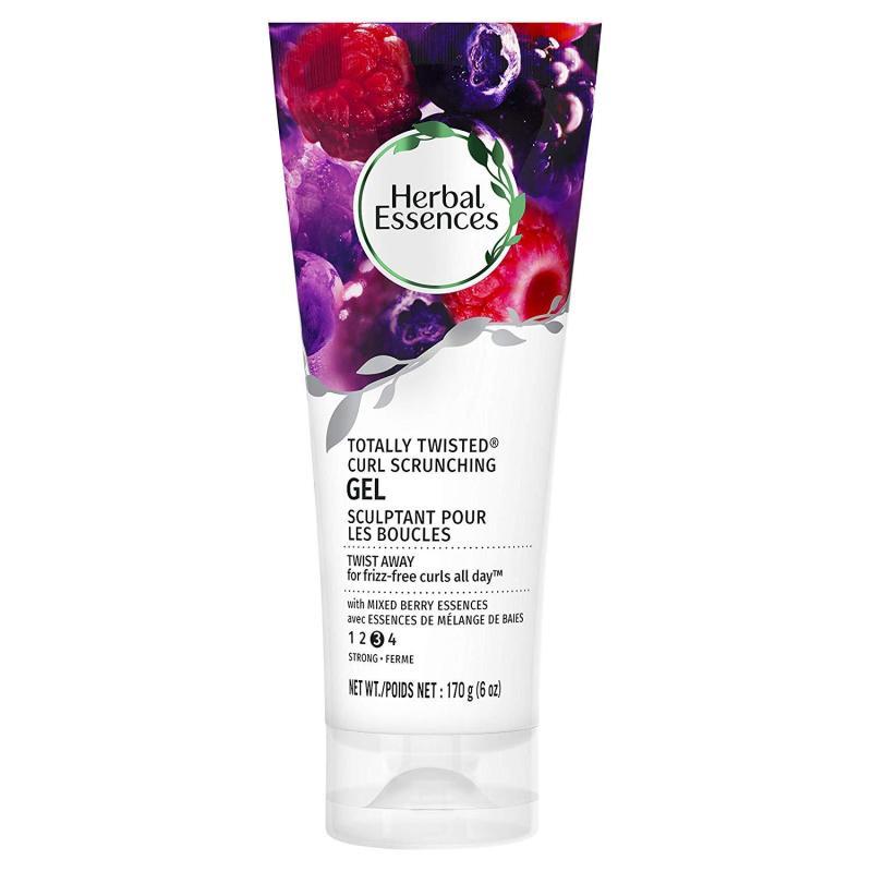 Gel tạo kiểu tóc Herbal Essences Totally Twisted Curl Scrunching Hair Gel 170g giá rẻ