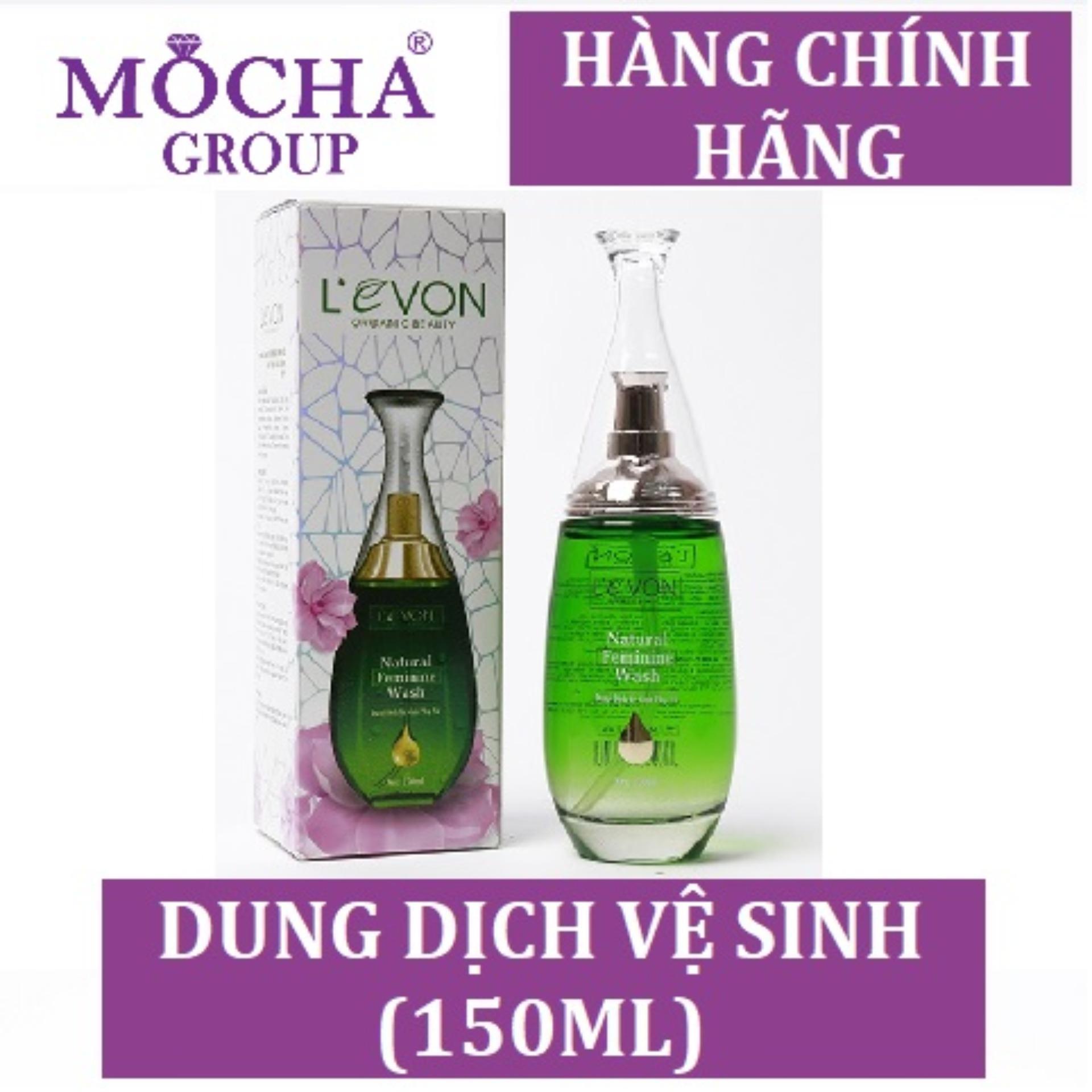 DUNG DỊCH VỆ SINH MOCHA 150ml - Hanna Nguyễn Beauty chính hãng