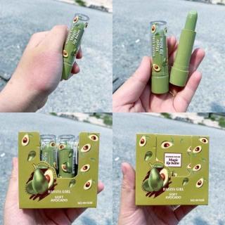 Son dưỡng môi Trái Bơ Hasaya Girl Soft Avocado thumbnail