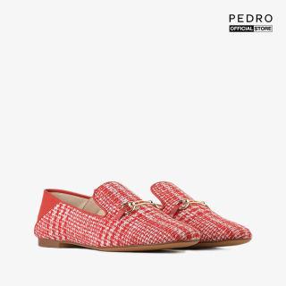 PEDRO - Giày đế bệt nữ mũi nhọn Printed PW1-65490113-1-08