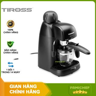 Máy pha cà phê Espresso Tiross TS620 thumbnail