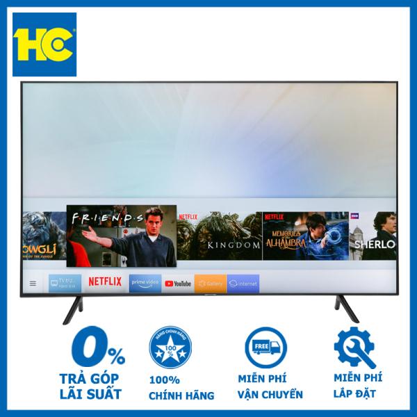 Bảng giá Smart Tivi Samsung 4K 65 inch UA65RU7100KXXV- Bảo hành 2 năm - Miễn phí vận chuyển & lắp đặt Điện máy Pico