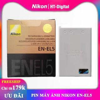 Pin máy ảnh Nikon EN-EL5 thumbnail