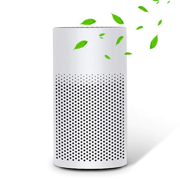 3 In 1 Mini Air Purifier With Filter - Portable Quiet Mini Air Purifier Personal Desktop Ionizer Air Cleaner,For Home, Work, Office For Allergies, Smoke, Dust