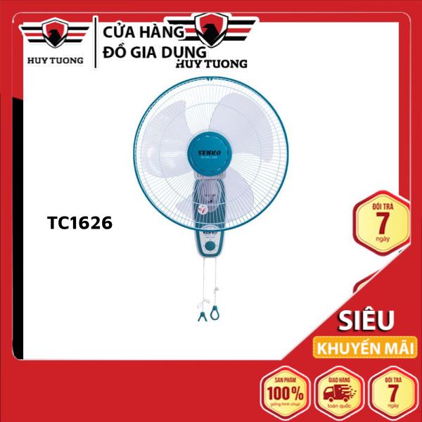 Quạt treo 2 dây Senko ( BH động cơ 1 năm ) TC1626 - Huy Tưởng