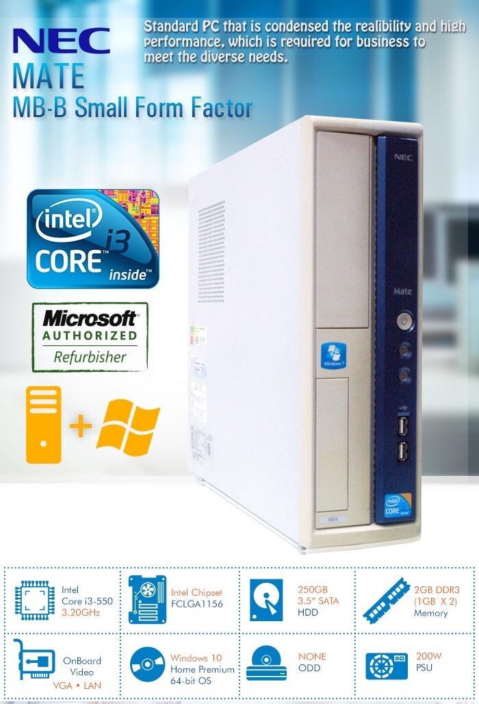 MÁy BỘ Nec I3 HÀng NhẬt By Minh Computer.
