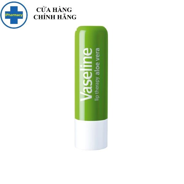 Son Dưỡng Môi Vaseline Chiết Xuất Lô Hội 4.8g Lip Therapy Aloe Vera Stick