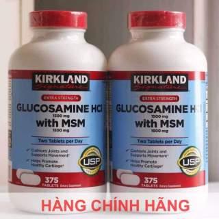 Viên uống glucosamine kirkland 375 viên thumbnail