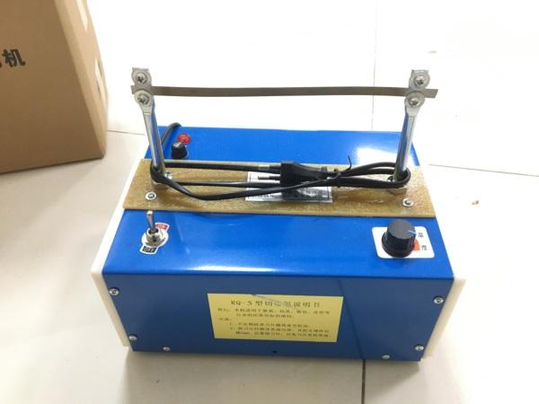Máy cắt dây đai bằng dao nhiệt DÀI 19 CM - Cắt mác bằng nhiệt RQ-5