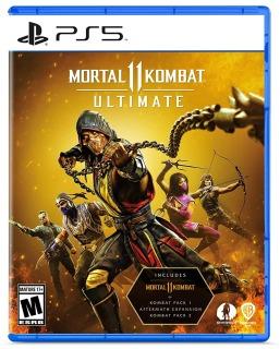 [PS5-US] Đĩa game Mortal Kombat 11 Ultimate - PlayStation 5 thumbnail