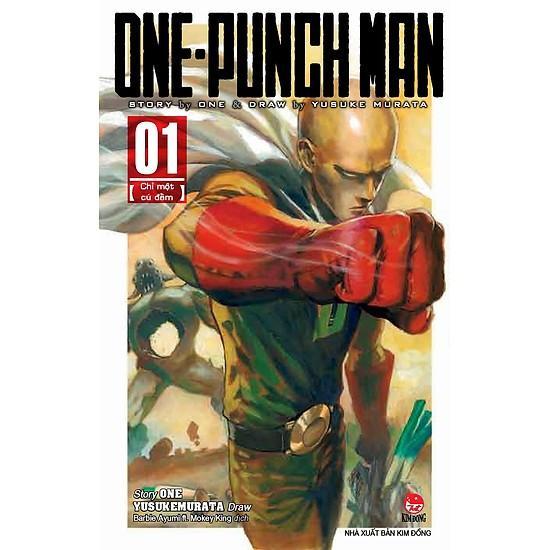 Mua one- punch man( 5 tập bất kì)