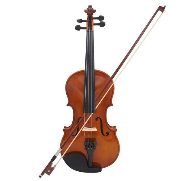 Bộ Đàn Violin ShangHai11596, Size 4/4 - FULL Phụ Kiện