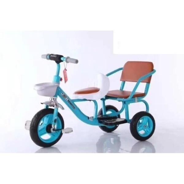 Giá bán Xe đạp xích lô 2 ghế cho bé - cho bé