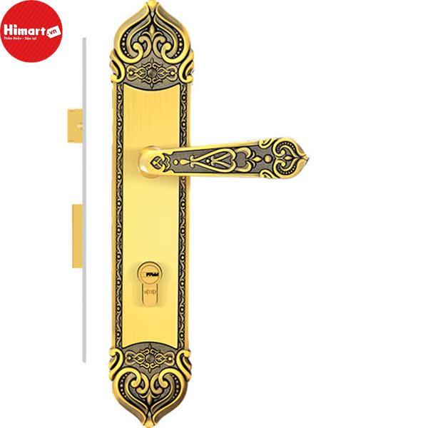 Khóa cửa gỗ Việt Tiệp 04941