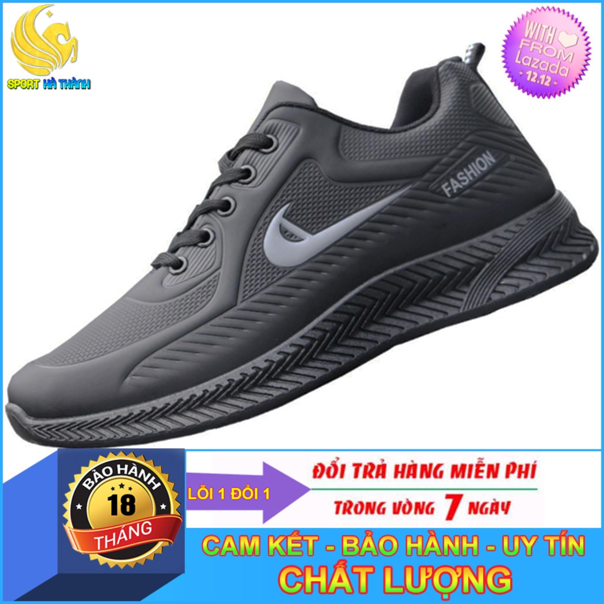 [ HOT Trend 2019 ] Giày Sneaker Nam - Giày Nam Thể Thao Sneaker - Giày Nam Thể Thao Sport Hà Thành -SE0001 Giá Tiết Kiệm Nhất Thị Trường