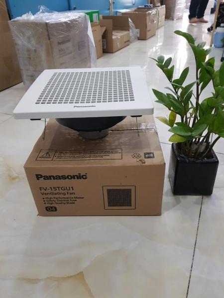 Quạt thông âm trần hút thẳng Panasonic FV15TGU1