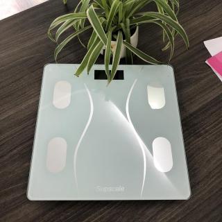Cân Sức Khỏe Điện Tử Thông Minh Supscale - Cân đo lượng mỡ cơ thể - Kiểm Soát Ăn Uống Hoạt Động Thể Thao thông minh thumbnail