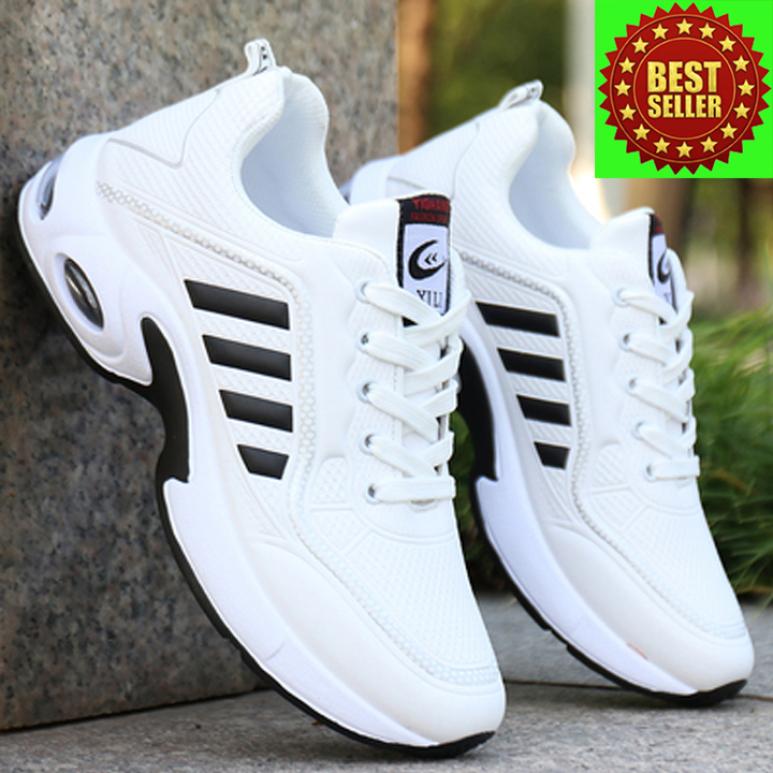 Giày thể thao nam sneaker Hàn Quốc Mẫu Mới 2020 HOÀNG HÀ 888 GN97 giá rẻ
