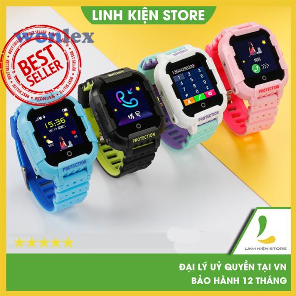 Đồng hồ thông minh định vị trẻ em Wonlex KT03
