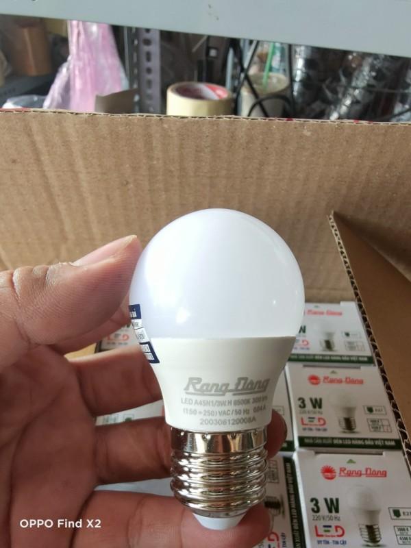 Bóng đèn LED Rạng Đông 3W