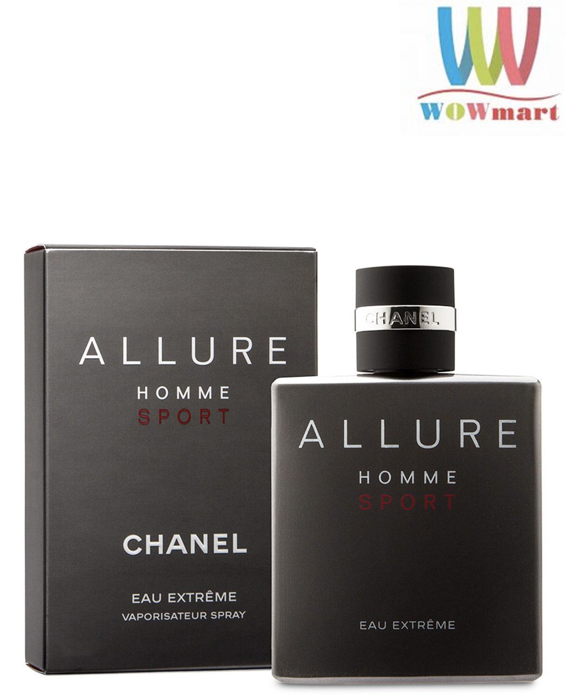 Nước hoa nam Chanel Allure Homme Sport Eau Extreme 100ml - PHÁP