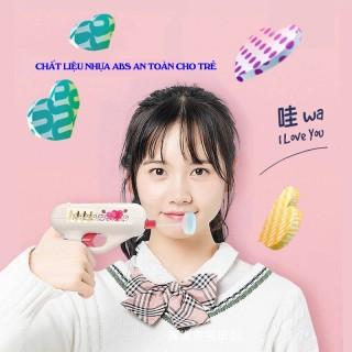 [Siêu hot] Máy Bắn Kẹo Hot Trends Tiktok ngộ nghĩnh, đáng yêu - Sẵn Hàng thumbnail