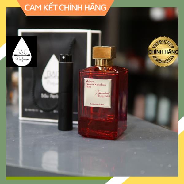 [chính hãng] nước hoa cao cấp MFK Baccarat Rouge 540 Extrait de Parfum _mẫu thử 10ml - 20ml - 30ml cao cấp