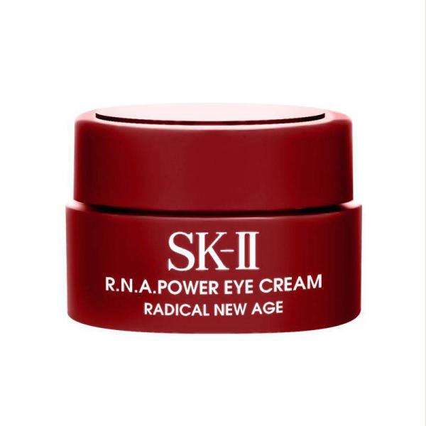 Kem Dưỡng Ẩm Da Vùng Mắt SK-II R.N.A Power Eye Cream Radical New Age (2.5g) Loại Bỏ Quầng Thâm, Bọng Mắt & Ngăn Ngừa Lão Hoá Cho Da Mắt Săn Chắc Căng Bóng Mềm Mịn giá rẻ