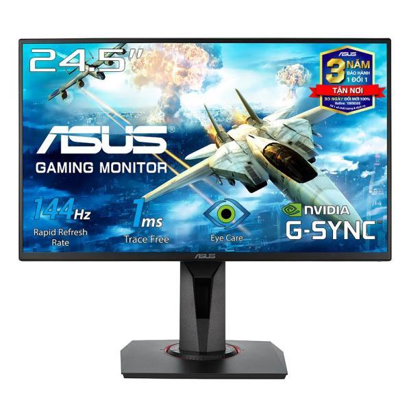 Bảng giá Màn hình Game ASUS VG258Q 25  144Hz 1ms G-SYNC Compatible, FreeSync Full HD 2 Loa - VG Series Monitor Phong Vũ
