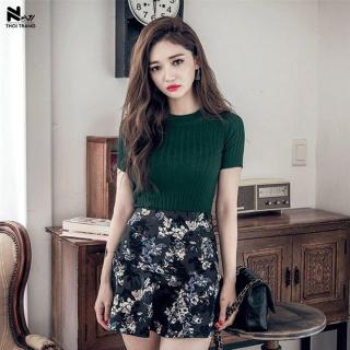 Áo Len Tăm Nữ Mỏng - New Thoi Trang thumbnail