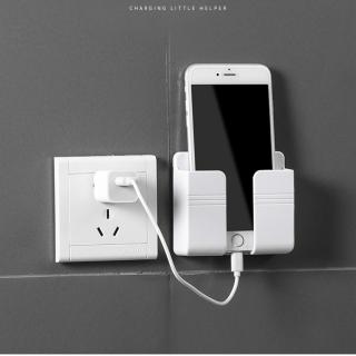 Ống cắm điều khiển điều hoà , tivi , điện thoại dán tường cực tiện dụng, Ống Cắm Dán Tường Hỗ Trợ Sạc Điện Thoại, Để Điều Khiển Tivi thumbnail
