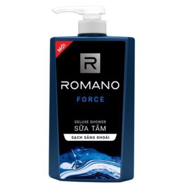Sữa tắm cho Nam Romano Force 650ml