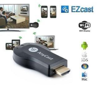 Hướng dẫn cách Kết nối điện thoại với tivi,kết nối điện thoại với tivi,HDMI không dây Anycast M2 Plus dạng USB tiện dụng,dễ dàng chia sẻ hình ảnh,video lên TV,BH 1 Năm 7