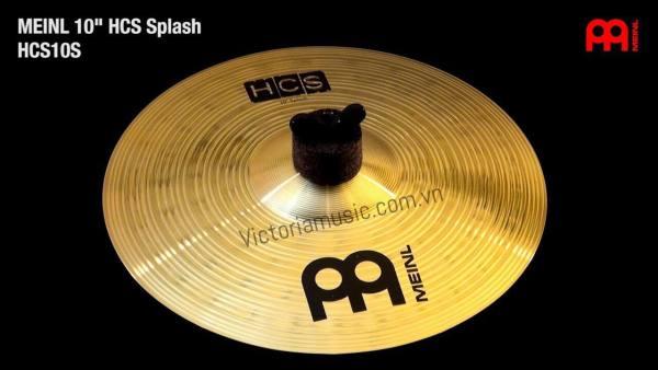 Cymbal Meinl HCS 10 inch