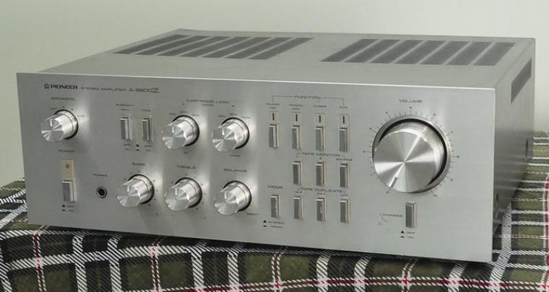 [ AMPLY NHẬT ] Pioneer 8800X