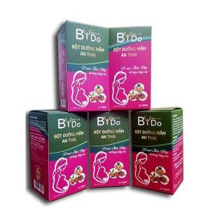 Bột ngũ cốc dưỡng mầm an thai Bido Natural 600g thumbnail