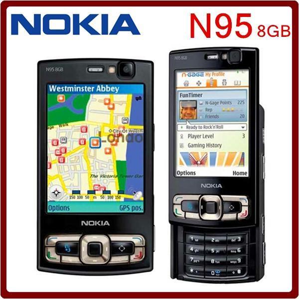 Điện thoại Nokia N95 8Gb