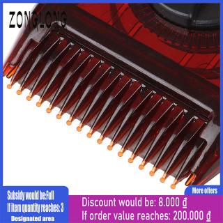 Lượt mini Zong đa năngmàu cà phê dùng chải tóc cắt tóc tỉa lông - INTL thumbnail