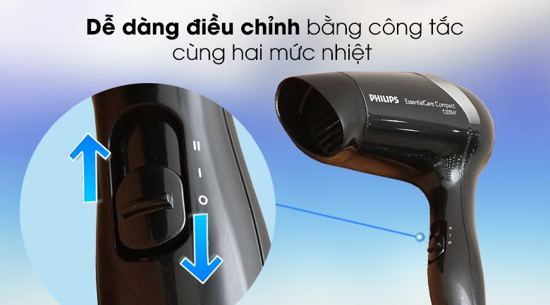 Máy sấy tóc Philips BHD001