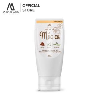 Dầu Xả tóc dầu Mắc Ca Macadamia 35ml MACALAND giúp tóc mượt và dày hơn thumbnail