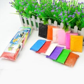 [HCM]Đất sét Nhật (gói 12 màu) soft clay nguyên liệu slime thumbnail