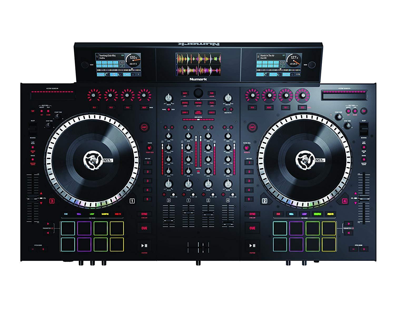 THIẾT BỊ DJ - NUMARK NS7III 4