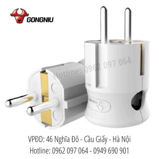Phích cắm Gongniu công suất lớn 4000W - 10L5 - Chính Hãng thumbnail