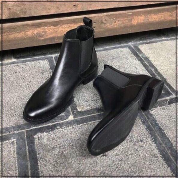boots chellse nam da bóng from đẹp giá rẻ