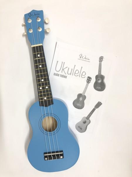 Đàn Ukulele soprano màu trơn 33A15 phân phối bởi Nắng khuya
