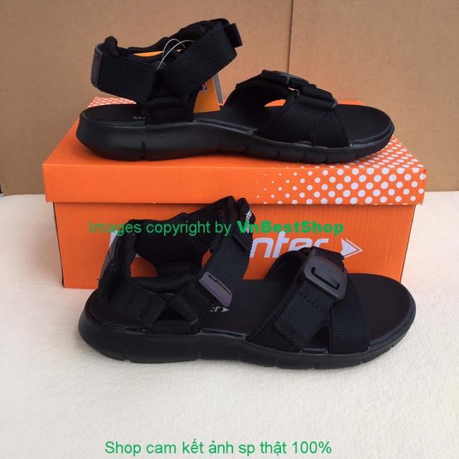 Sandal Nam&Nữ   - Midnight Black Inverted DEMH00100DEN (Đen) giá rẻ