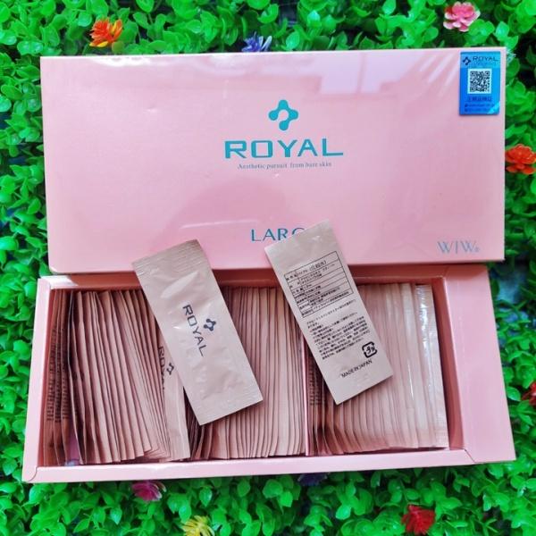 Combo 5 gói Tinh chất Serum Nhau Thai Cuống Rốn Royal Large  - TD263 cao cấp